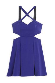 PERLA Cut Out Cross Front Fit from Jay Godfrey