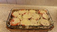 Kjøttdeigrett   frisk og fin med lavkarbo