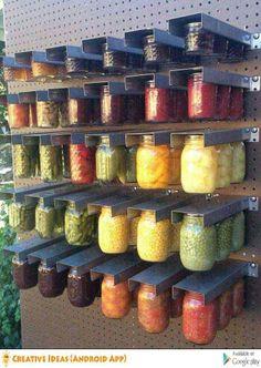 Madon jar hanger