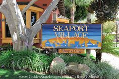 San Diego's Seaport Village
