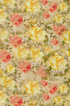 Colorful Floral Pattern Wallpaper   wallpapers for iphone i hope you will like this cool wallpaper gallery ...