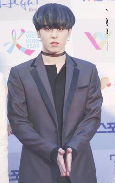 Seoul Music Awards red carpet #GOT7 #Yugyeom