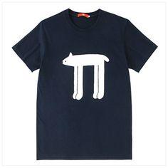 [T-shirt] VT 2015/足が長い動物 www.vancl.com