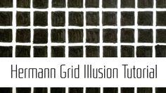 Hermann Grid Illusion Tutorial