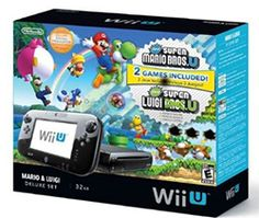 #Giveaway: Enter To #Win a Wii U! - Jenn's Blah Blah Blog