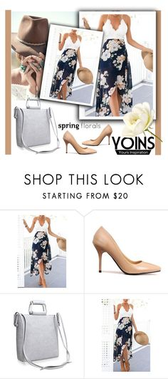 """YOINS 13"" by melisa-hasic ❤ liked on Polyvore featuring Spell & the Gypsy Collective and yoins"