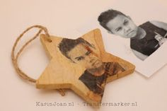 DIY TRANSFERMARKER on wood by Karin Joan: ZELFMAKEN: kleuren foto's op hout...? Creative Crafts, Diy And Crafts, Crafts For Kids, Merry Christmas, Crafty, Stuff To Do, Gifts, Pictures, Inspiration