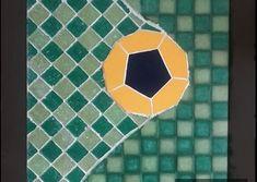 Trabajo de Itati Teselas en MOvimiento Cube, Good Things, Mirrors, Tiles
