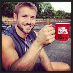 Ben Cohen / SOME PEOPLE ARE GAY. GET OVER IT!