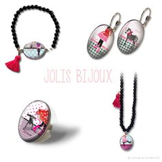 Nouvelle collection girly chez Fifi Bastille (giveaway)