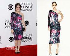 Look Lucy Hale en los Choice Awards 2014