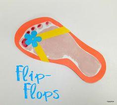 Footprint Flip-Flops