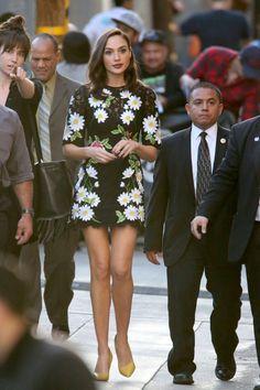 Gal Gadot in Dolce & Gabbana