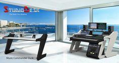 Win a Music Commander Desk by Studio Desk (worth €899)!