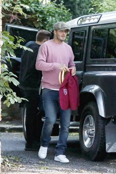 Casual Outfits, Men Casual, Fashion Outfits, David Beckham Style, Bend It Like Beckham, Dapper Gentleman, Men Style Tips, Well Dressed Men, Street Wear