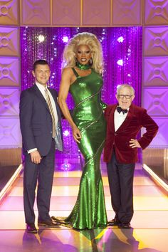 This week Absolut's Jeffrey Moran and Leslie Jordan join in the RuPaul Roast on Monday at 9/8c on Logo!