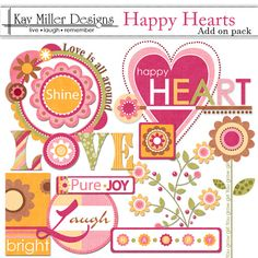 Happy Hearts Add On Pack