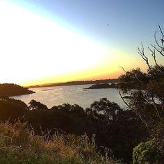 Beautiful Tower Hill on this beautiful evening @destinationwarrnambool @portfairypics #nature #wildlife #lovewherewelive #nearlysummer #fauna #portfairy #warrnambool  by gini_anne http://ift.tt/1UokfWI