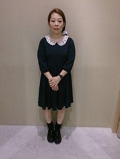 【衿レースワンピース】2015.08.26 17:30 ☆~: