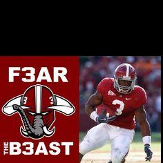 Fear the beast. ❤
