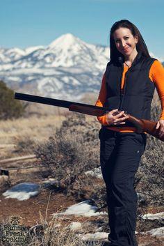 Clay Shooting in Colorado | FamilyFreshCooking.com Hunt Club, Colorado, Clay, Top, Clays, Aspen Colorado, Skiing Colorado, Crop Shirt, Shirts
