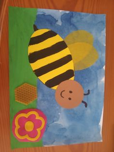 Collage primavera Collage, Kids Rugs, Home Decor, Bees, Cover Pages, Collages, Decoration Home, Kid Friendly Rugs, Room Decor