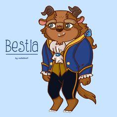 Disney Characters fan arts by neilabbott