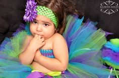 Under the Sea Tutu by Idohair951 on Etsy, $28.00