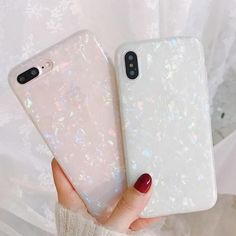 Luxury Glitter Phone Iphone 7 8 Plus Dream Shell Pattern Cases For Iphone X 8 7 6 Plus Soft TPU Silicone Back Cover From China Iphone 8 Plus, Iphone 6, Apple Iphone, Iphone Watch, Smartphone, Iphone Price, Glitter Phone Cases, Shell, Ipod Cases