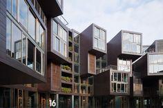 tietkenkollegiet circular residence student dorm copenhagen denmark (4)
