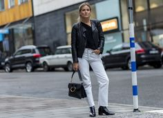 Lucy Williams #lucywilliams #streetstyle #fashion #streetfashion #street #mode #moda #stockholm #lifestyle #woman #stylish #stylist #fashionable #fashionweek #shoes #bag #bloggers #blogger #fashionblogger #jeans #jacket