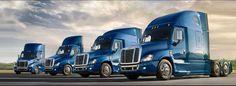 Découvrez la gamme complète de camions lourds Freightliner chez les concessionnaires Globocam.