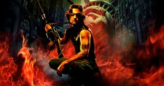 Escape from New York Trilogy Planned Inspired by Batman: Arkham City -- Producer Joel Silver reveals more about this reboot of the John Carpenter classic, though a script has not been completed. -- http://wtch.it/BmhxH