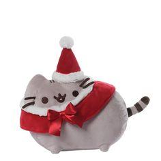 """Gund - Pusheen Christmas 12"""""""