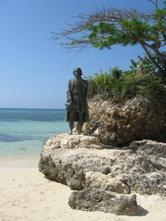 Christopher Columbus Beach. Holguin, Cuba