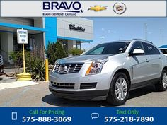 2016 Cadillac SRX Luxury Collection Silver Call for Price 14248 miles 575-888-3069 Transmission: Automatic  #Cadillac #SRX #used #cars #BravoChevroletCadillac #LasCruces #NM #tapcars
