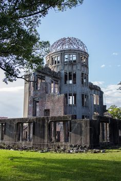 Hiroshima dome by Eduardo Morales on 500px