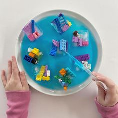 """Easy Craft Fun for Kids! on Instagram: """"ICE PLAY 