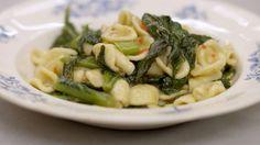 Eén - Dagelijkse kost - Pasta met rapenstelen en gesmolten anchovis
