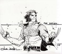 Wolverine by Oliver Coipel