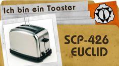 SCP-426: Ich bin ein Toaster [Remastered Video 2017]