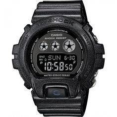G Shock Male Casual Watch GMDS6900SM-1CR Black Digital  Our Price: $89.95