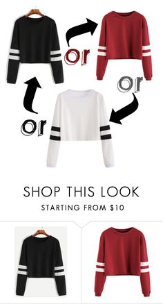 """Which Color?"" by kassandra-cdxv ❤ liked on Polyvore"