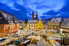 Planning a trip to Germany in winter and looking for the best destinations to visit? In this post find the best places to visit in Germany in winter. Germany In Winter, Holidays Germany, Holidays France, Cities In Germany, Visit Germany, Germany Travel, Christmas In Holland, Weather In France, Winter Mountain