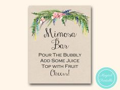 sign-mimosa-bar-luau-bridal-shower-wedding-hawaiian-tropical-spring