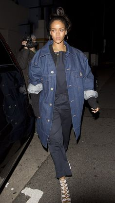 WHO: Rihanna WHERE: On the street, Santa Monica WHEN: January 28, 2015
