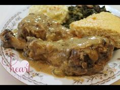 smothered turkey wings, legs, or thighs. Definitely the best recipe for soul food stye Smothered TurkeySouthern smothered turkey wings, legs, or thighs. Definitely the best recipe for soul food stye Smothered Turkey Smothered Turkey Wings, Baked Turkey Wings, Smothered Chicken, Turkey Wings And Gravy Recipe, I Heart Recipes, Wing Recipes, Asian Recipes, Turkey Leg Recipes, Chicken Recipes