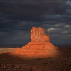 Monument Valley Shadow