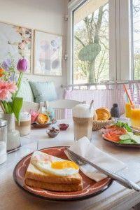 Die Pampi Café in Hamburg Einsbüttel - wunderschön ...