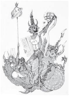 Meet Darcilio Lima, The Obscure Brazilian Artist Who Helped Shape Surrealism